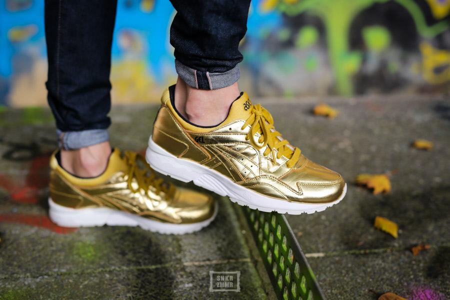 Asics Gel-Lyte V Liquid Gold