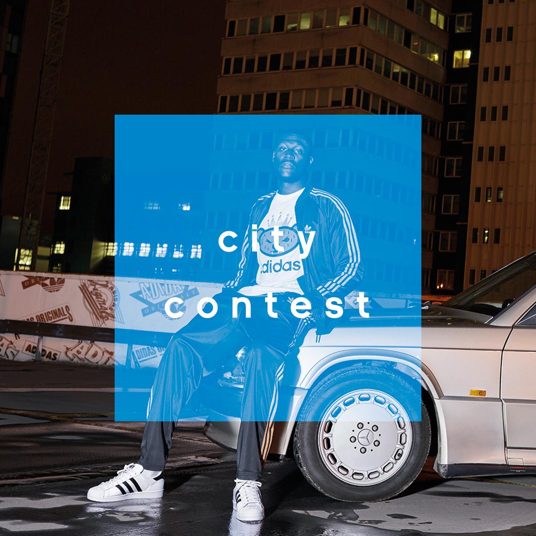 Adidas City Contest