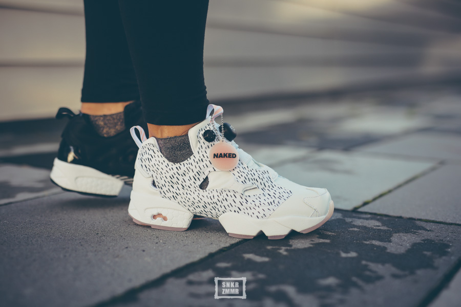74e7d80a2fe4 Naked x Reebok Instapump Fury – For the Rich   Famous