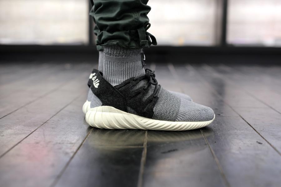 separation shoes b563d ac95b kith x adidas tubular doom