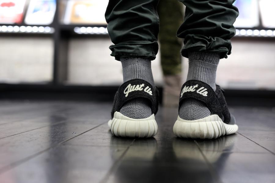 Kith x adidas Tubular Doom