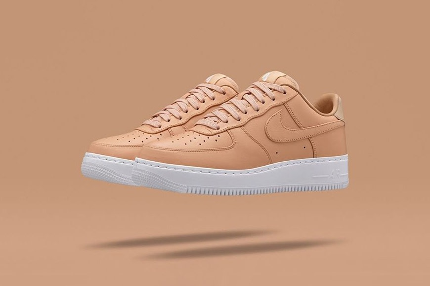 brand new ae3f8 ef600 Nur kurz nach dem NikeLab-Release des AF1 High in besagter Farbe folgte in  dieser Woche bereits die Low-Version des Sneaker-Klassikers. Und ...