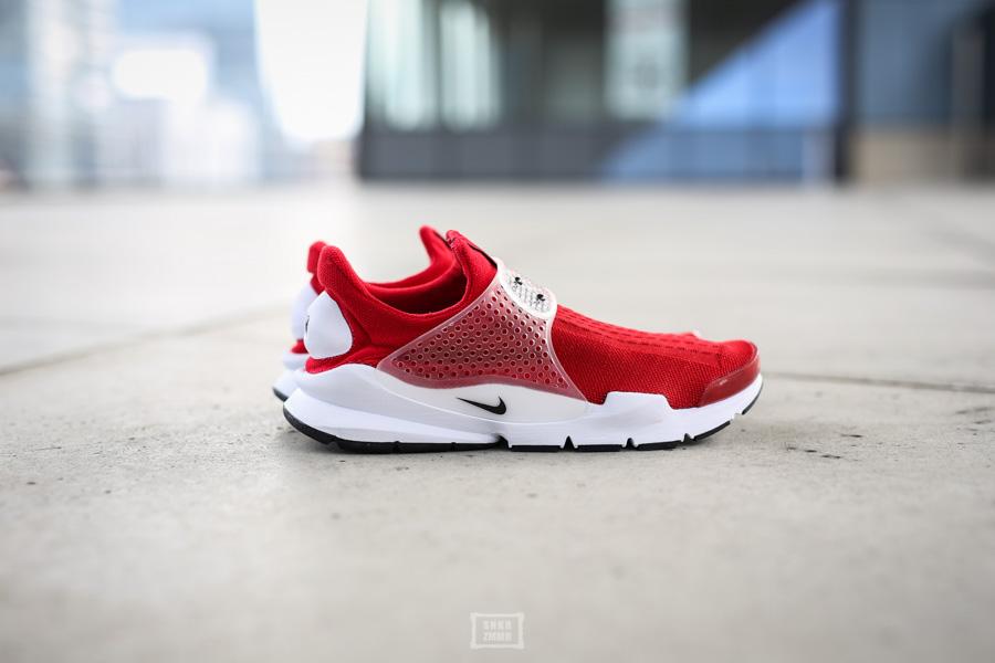 Sock Dart Gym Red-12