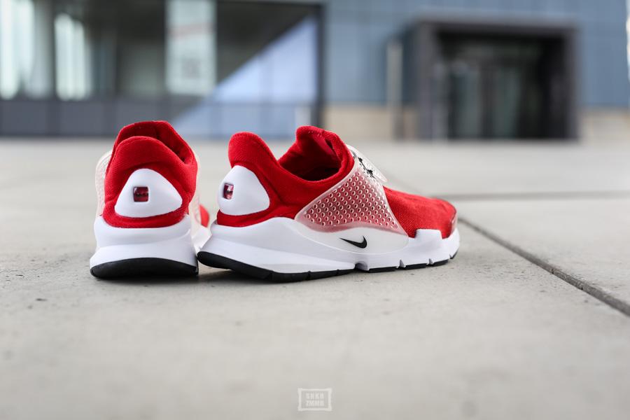 Sock Dart Gym Red-13