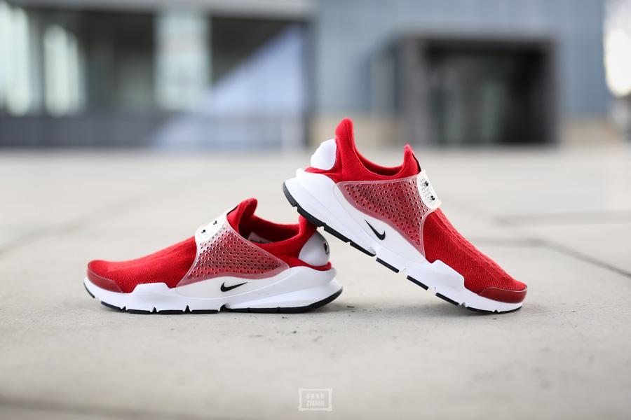 Sock Dart Gym Red-14