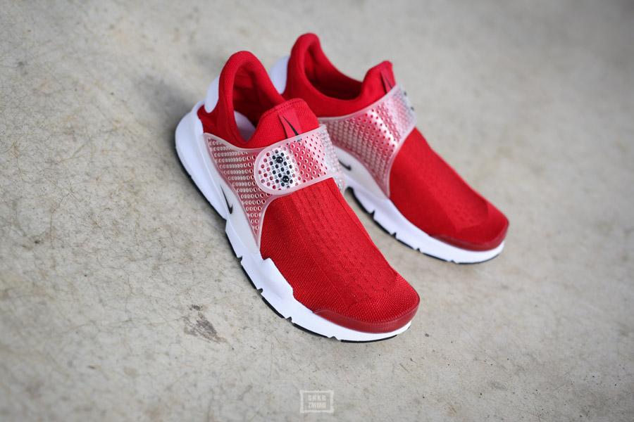 Sock Dart Gym Red-17