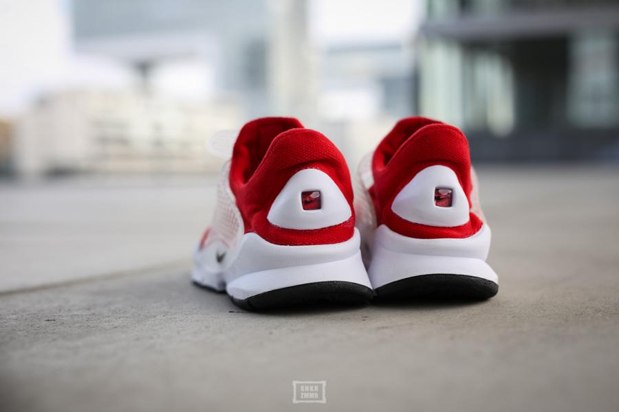 Sock Dart Gym Red-20