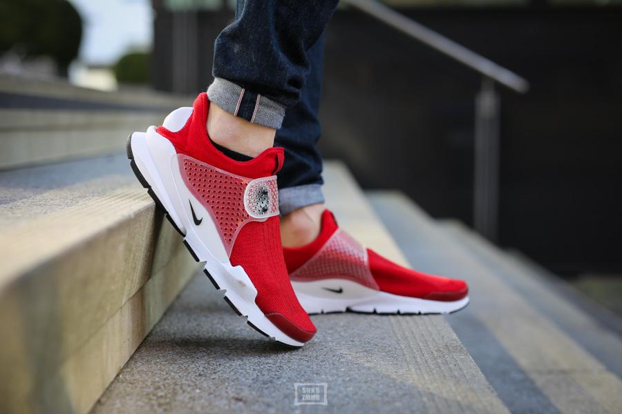 Sock Dart Gym Red-3
