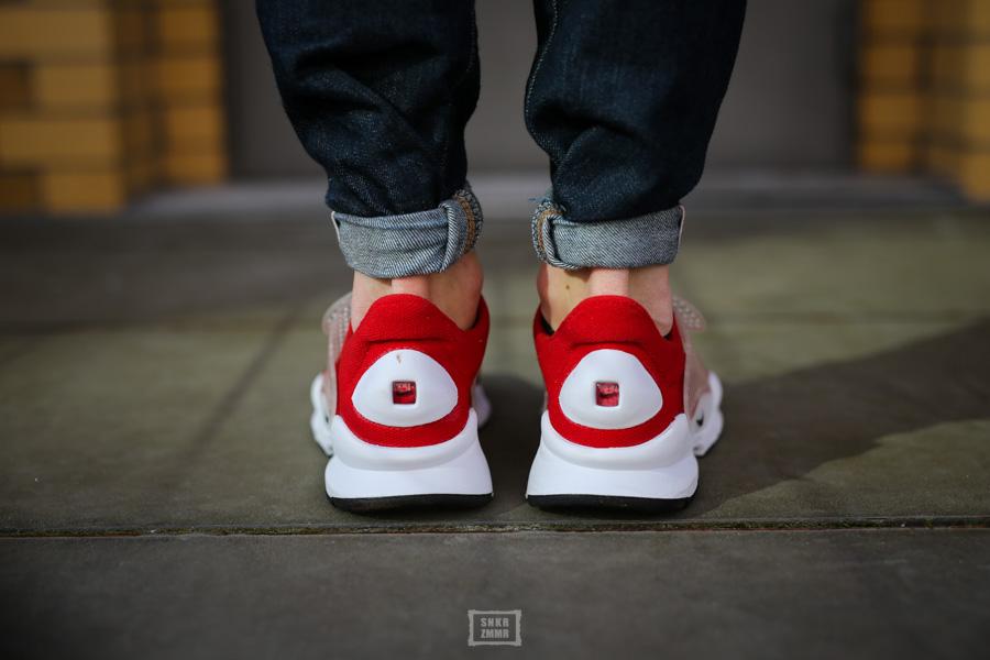 Sock Dart Gym Red-5