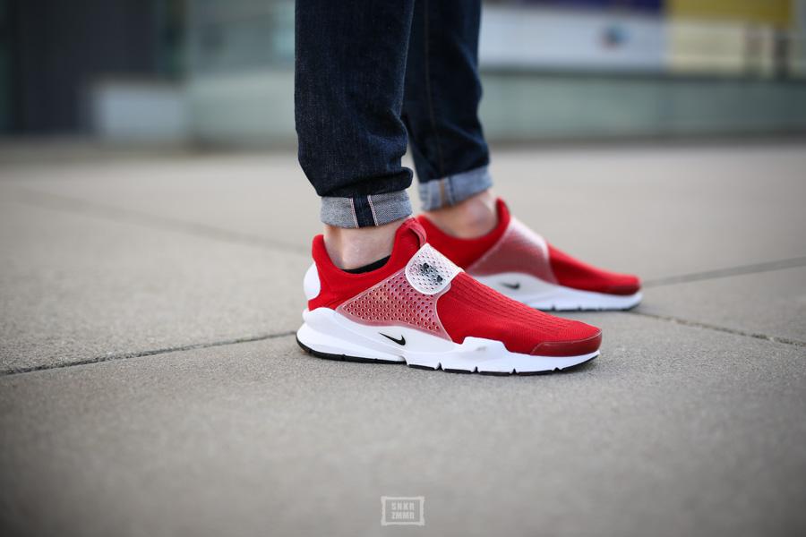 Sock Dart Gym Red