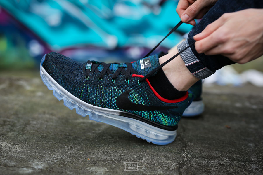 Flyknit Max HTM-2