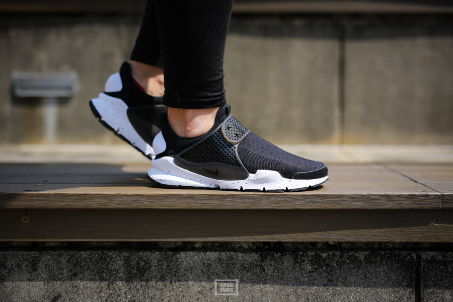 best website db311 010a5 Sneaker-Zimmer.de | Nike Sock Dart SE – Don't call it Oreo