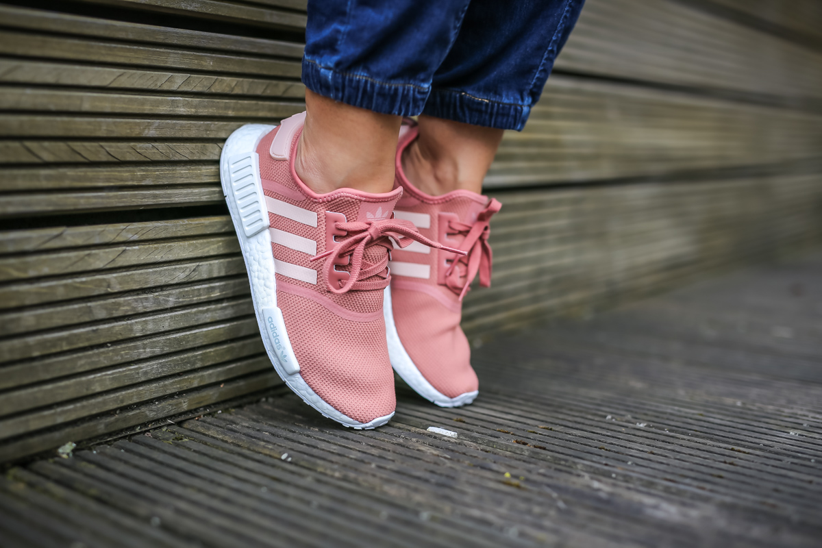 Adidas NMD R2 Primeknit Raw Pink Launching September 8th