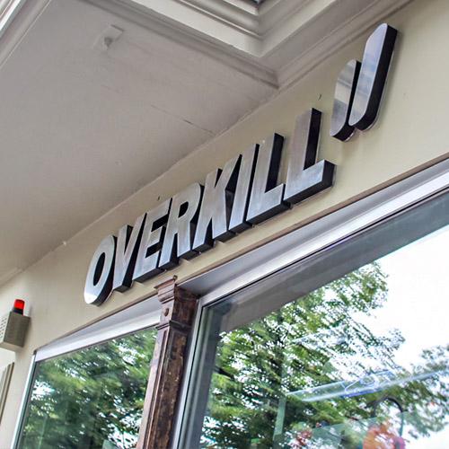 Overkill + Wmns