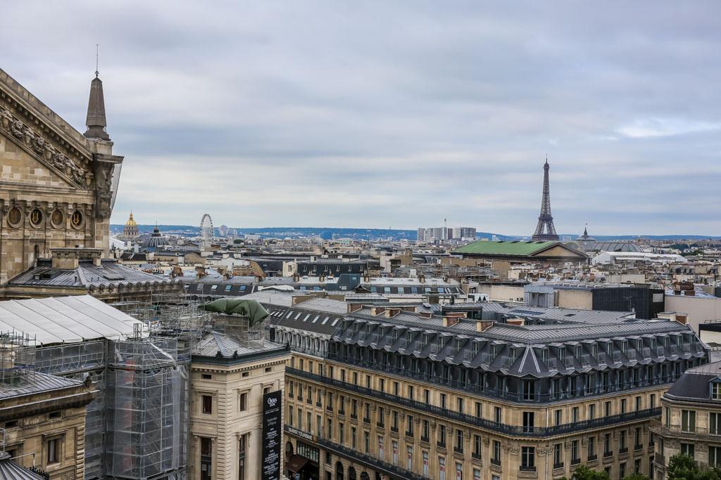 Was ist in Paris überbewertet?