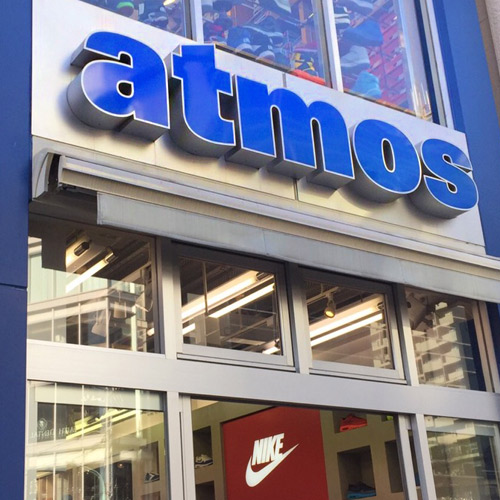 Atmos Flagship Store