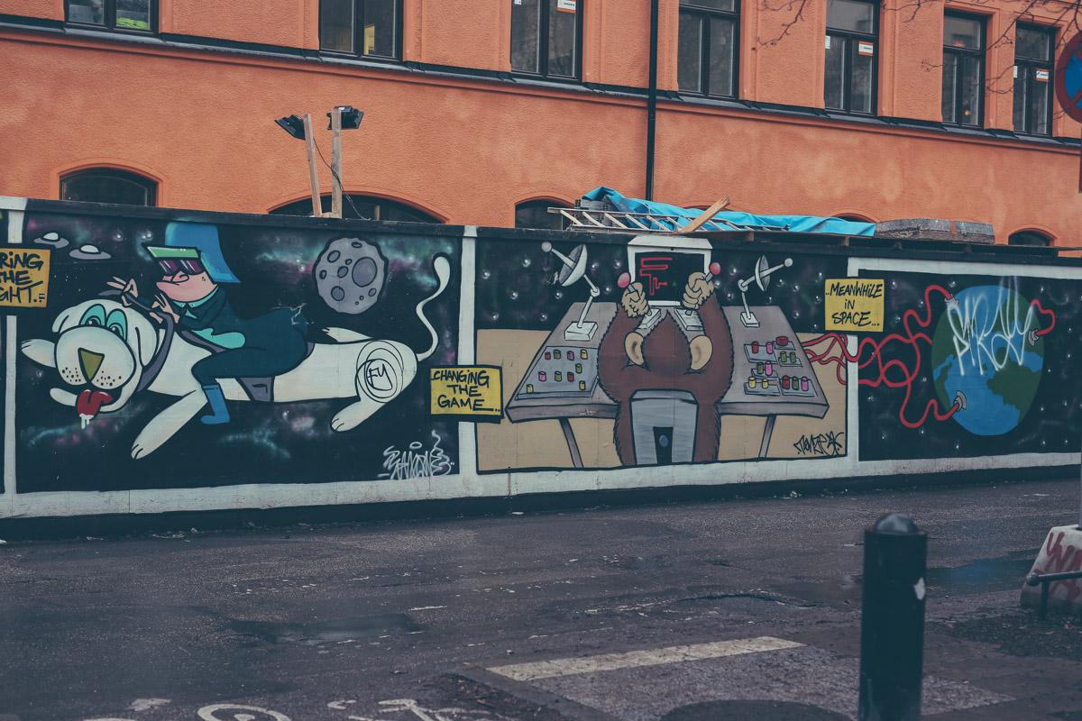 Stockholm Reisebericht 2
