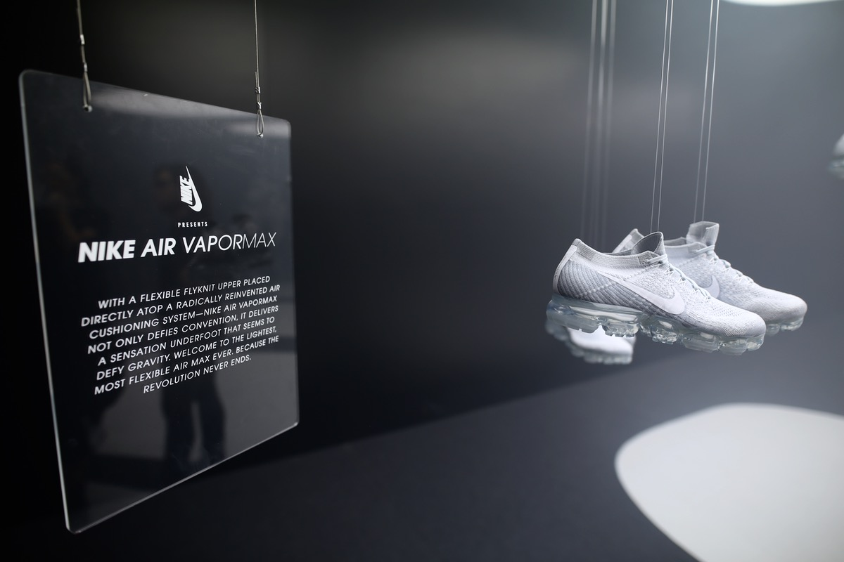 Nike Vapormax Art Central
