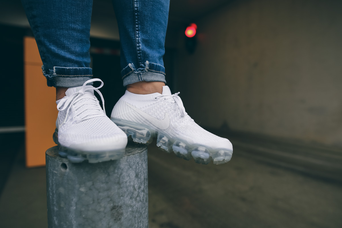 Nike Vapormax All White-11