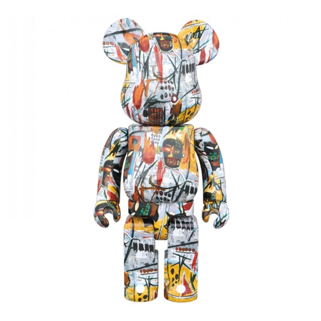 medicom-1000-jean-michel-basquiat-beatrbrick-toy-multi-kkmd1000basq-2