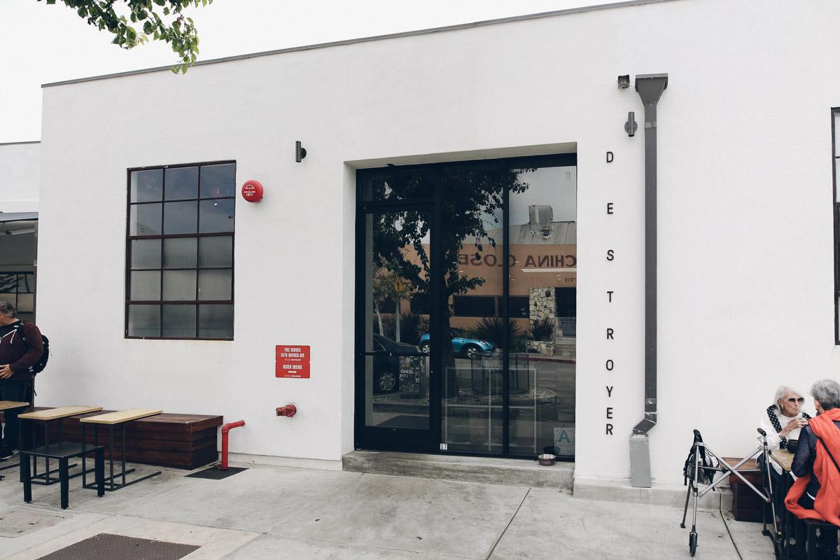 Sneaker City Guide LA-23