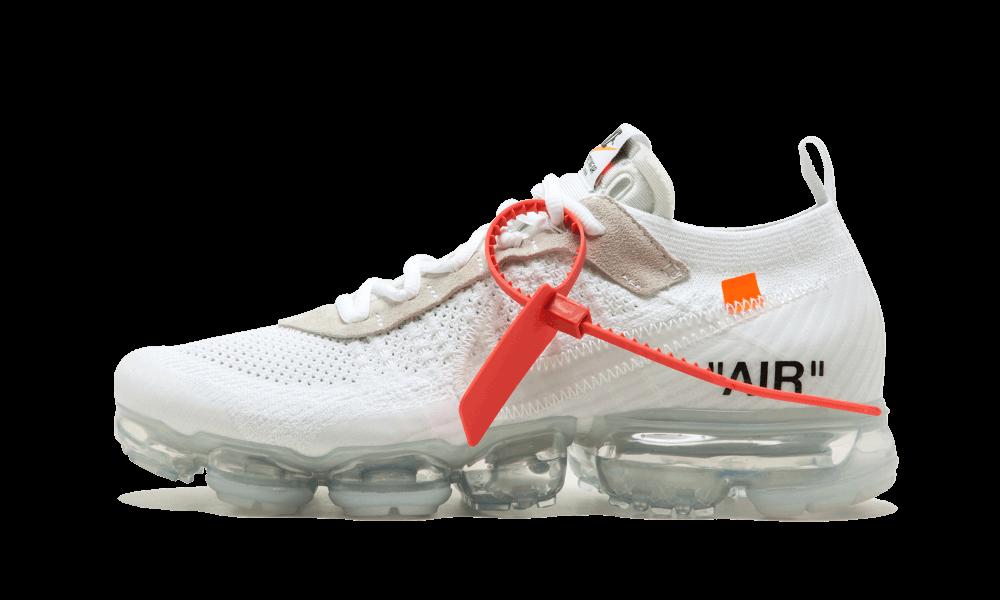 Sneaker Zimmerde Off White X Nike Air Vapormax White