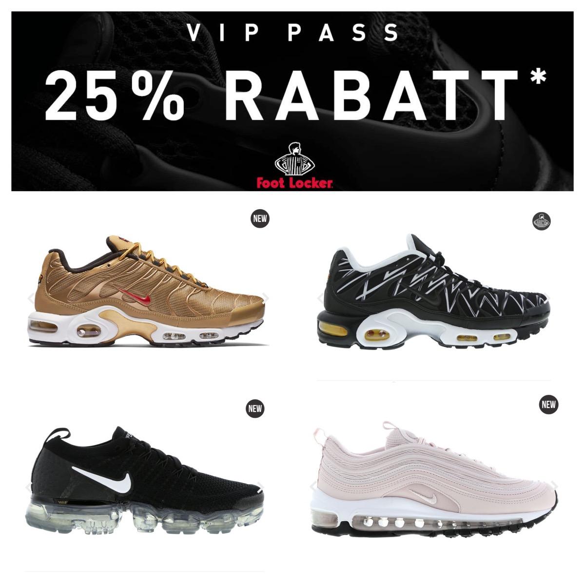separation shoes efa95 28857 Unsere Empfehlung wären die verschiedenen TN1-Releases, die einst ja mal  nur bei Foot Locker erhältlich waren. Auch für die weiblichen Sneakerheads  hat Foot ...