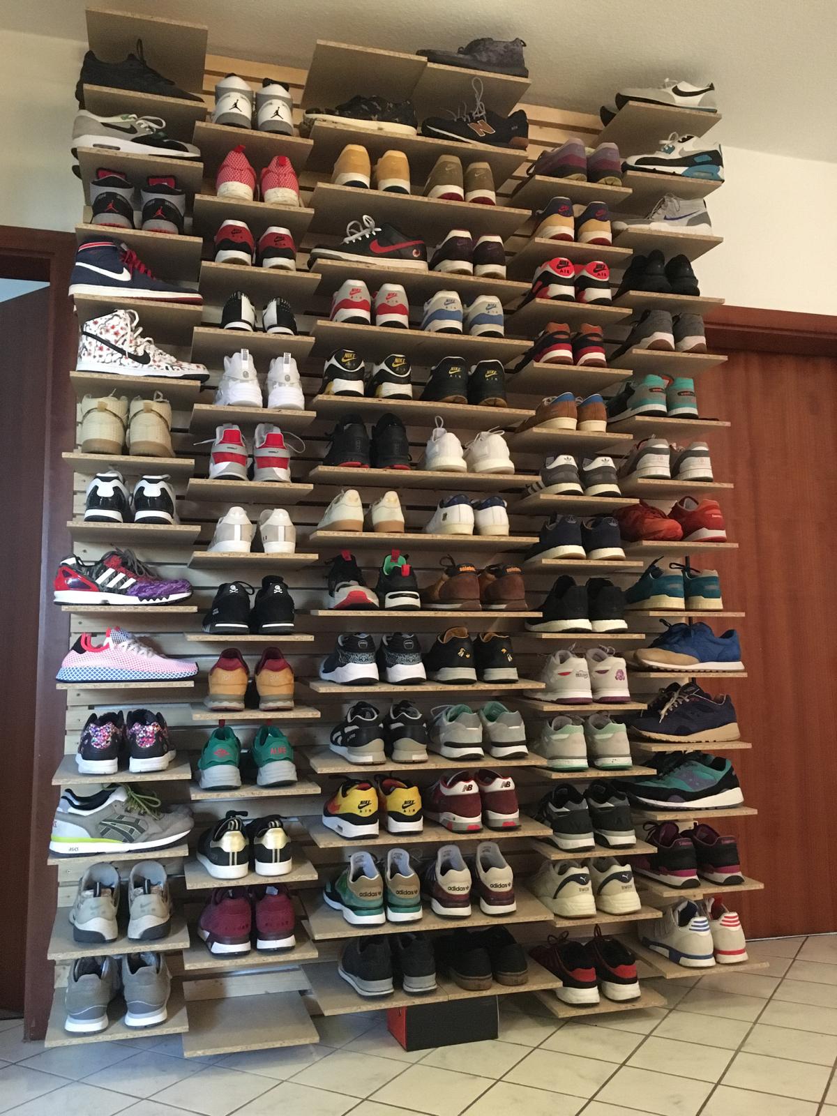 Sneaker | Euer Sneakerzimmer Sneakersammlung