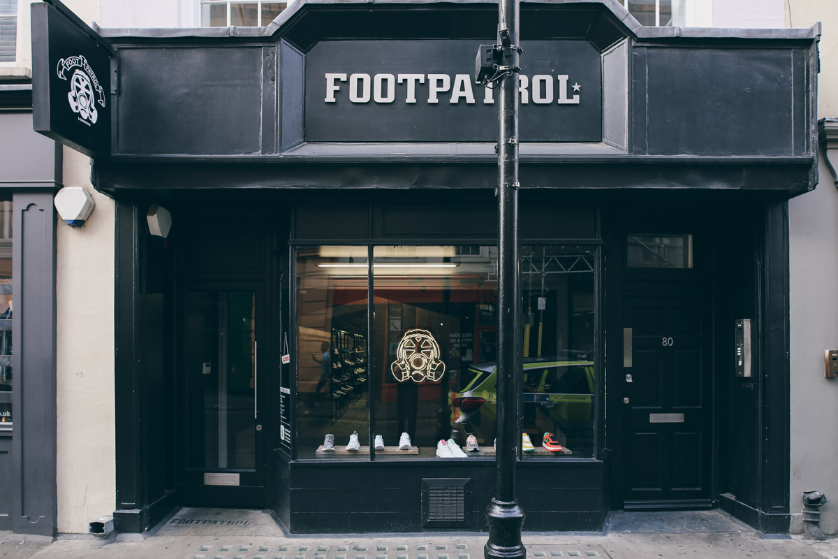 Store Guide Footpatrol