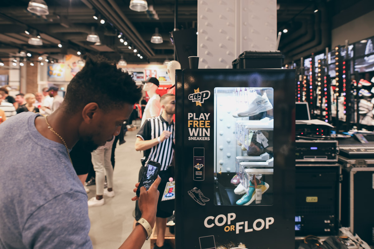 Foot Locker London Opening-16