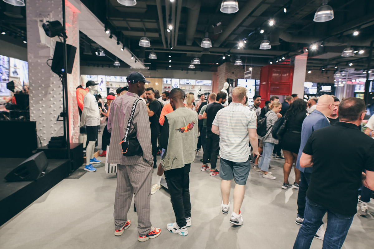 Foot Locker London Opening-18