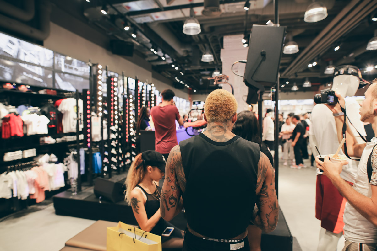 Foot Locker London Opening-19