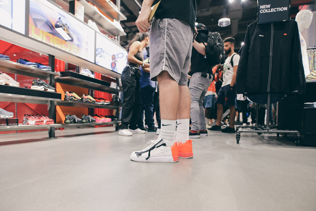 Foot Locker London Opening-22