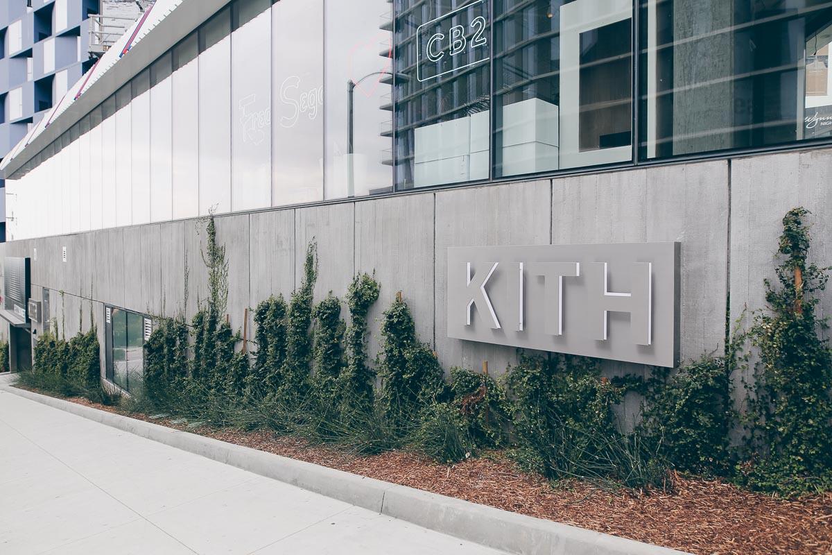 Store Guide Kith LA