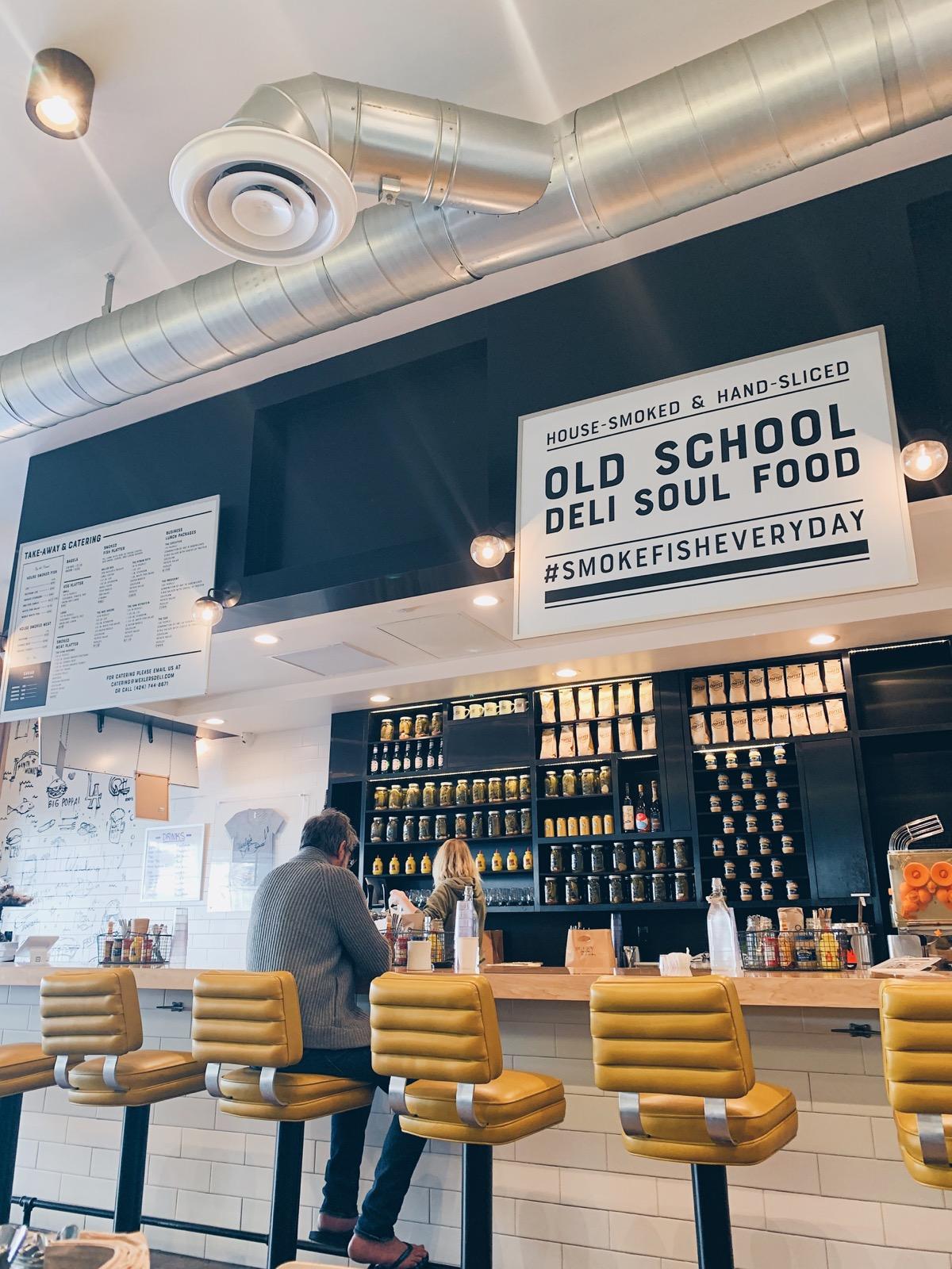 Food Guide Los Angeles