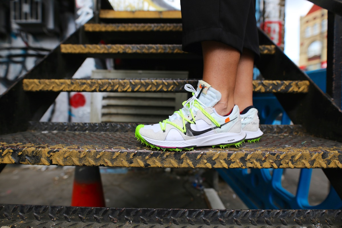 Off-White Nike Zoom Terra Kiger 5
