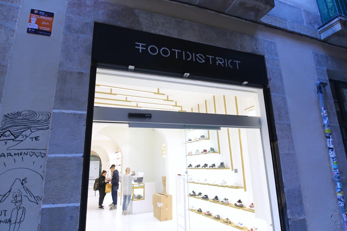 Sneakerstores Barcelona