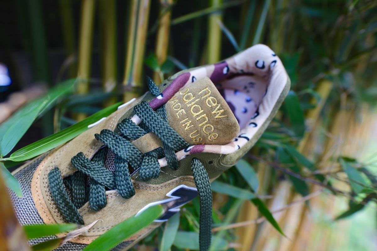 J.Crew x New Balance 997 Rattlesnake