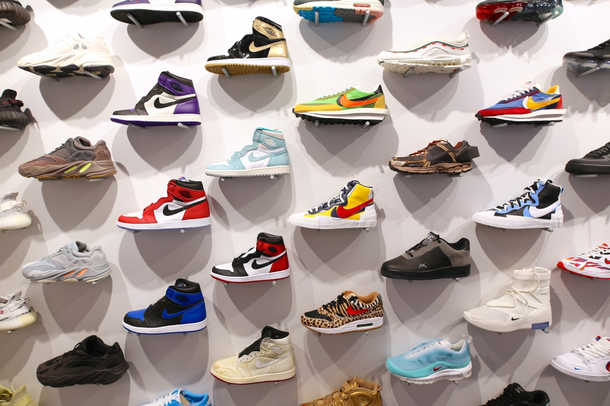 Sneaker City Guide Stockholm Stores