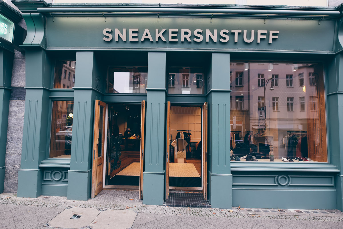 Store Guide Sneakersnstuff SNS Berlin-17