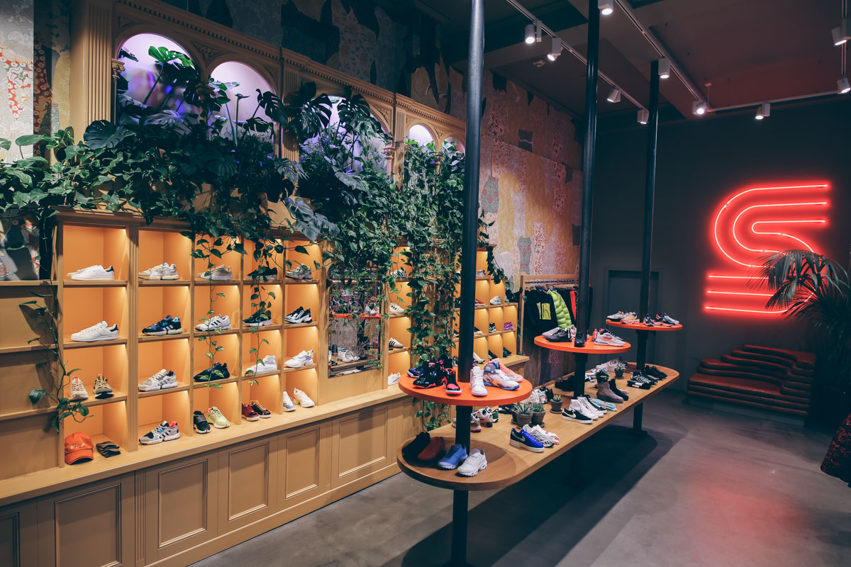 Store Guide Sneakersnstuff SNS Berlin-5
