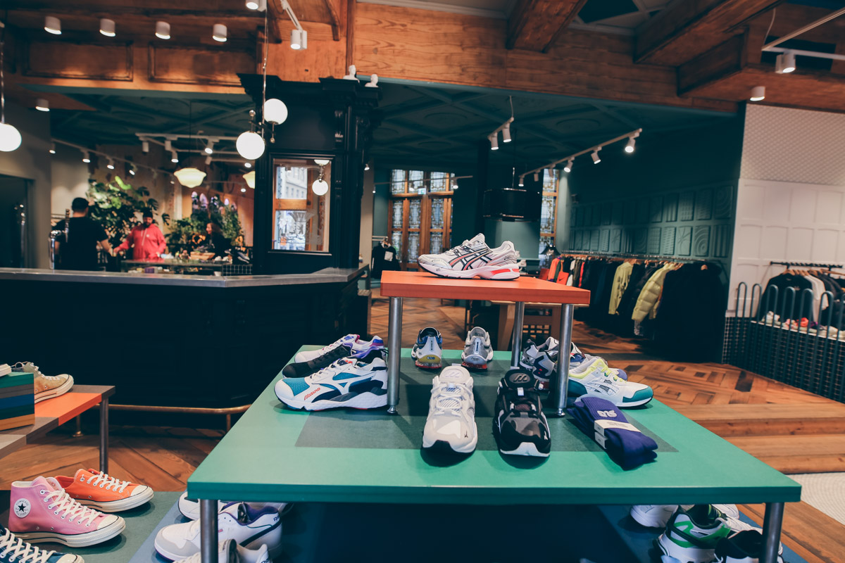 Store Guide Sneakersnstuff SNS Berlin-9