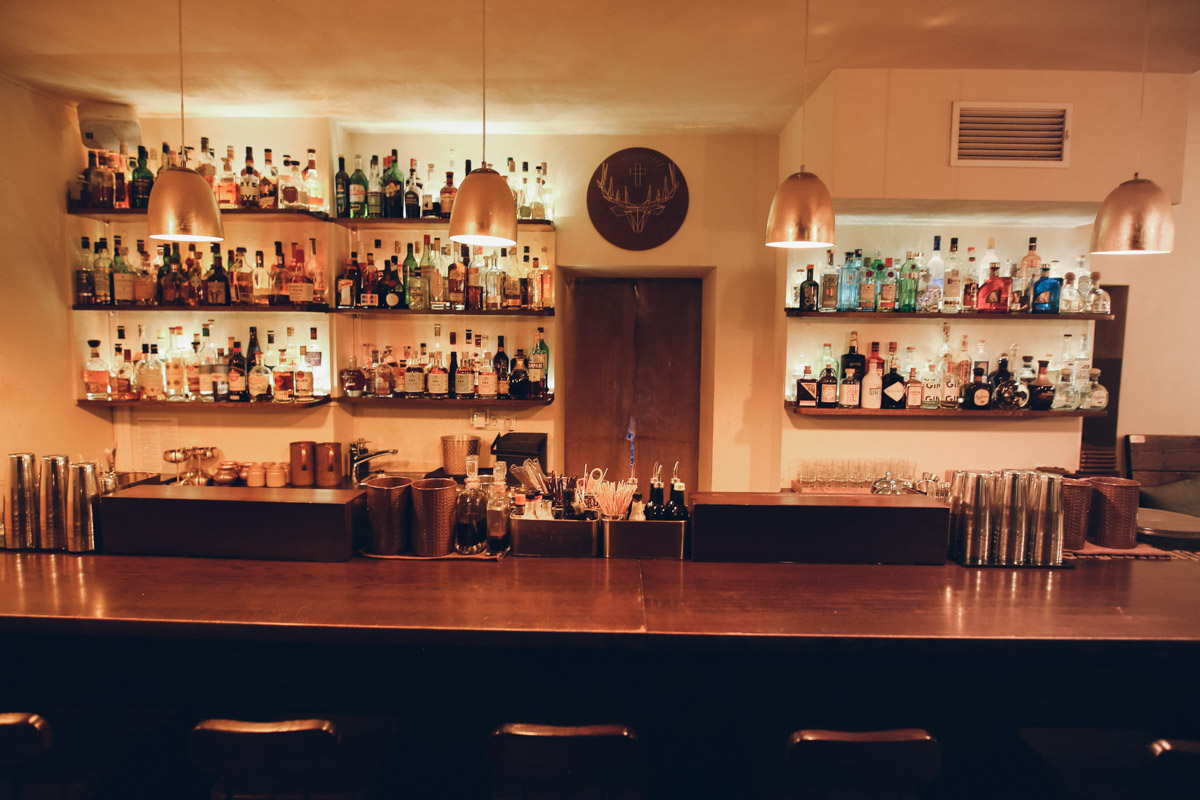 Bar Guide Cologne